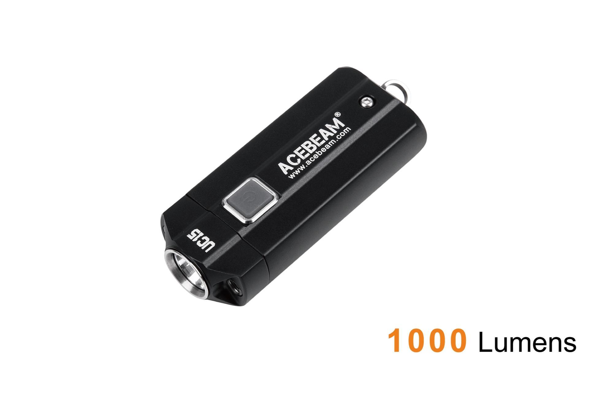 acebeam uc15 keychain light cree xpl hi led 1000 lumen rh andrew amanda com Automotive Wiring Harness Automotive Wiring Harness
