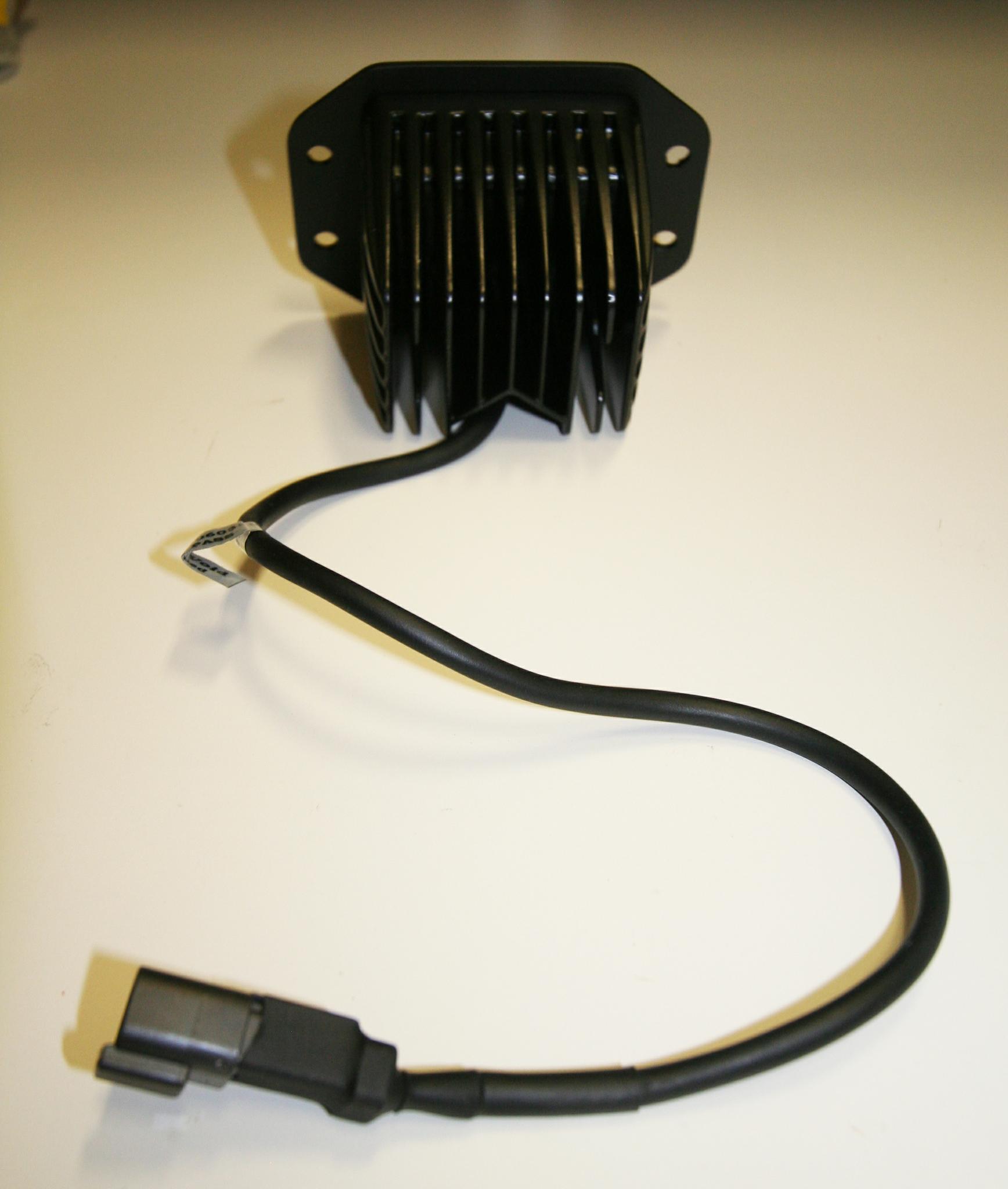 2x18W LED Work/Driving Light 8 Deg SPOT Flush Mount