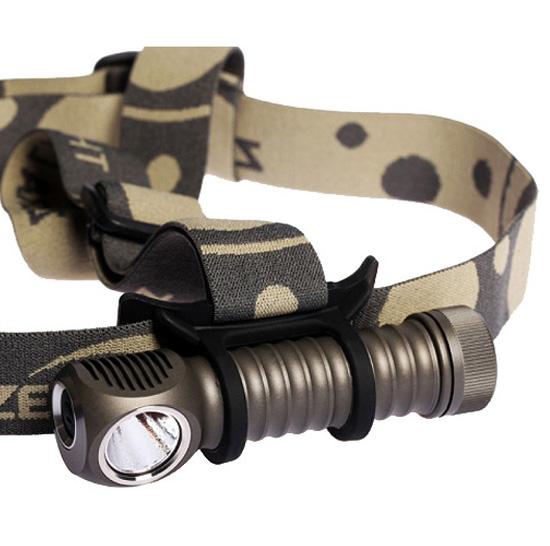 Zebralight H600W Mk II 18650 XM-L2 Headlamp Neutral White ...