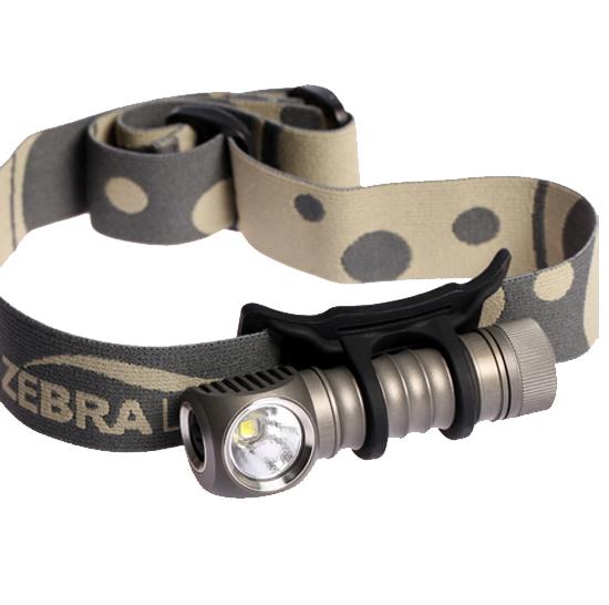Zebralight H52F - Zebralight H52F AA Floody Headlamp Cool ...